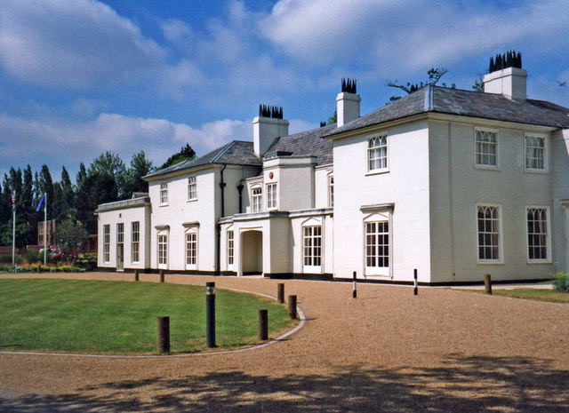 The White House, Gilwell Park, Essex.